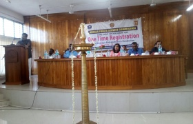PSC training for ACE,s at Planning conference Hall,kakkanad