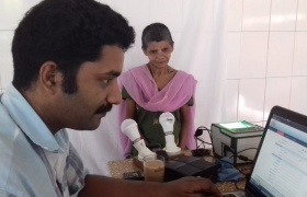 Special Aadhar Camps for Mentaly disabled person - Kasaragod - Akshaya: Gateway of Opportunities