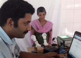 Special Aadhar Camps for Mentaly disabled person